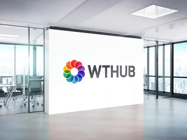 Sample branding #2 for Wthub