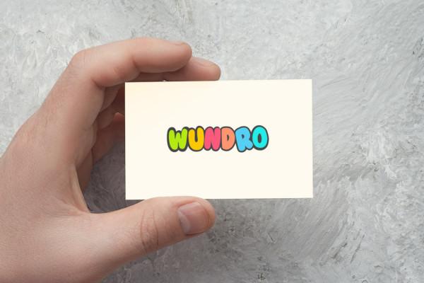 Sample branding #2 for Wundro
