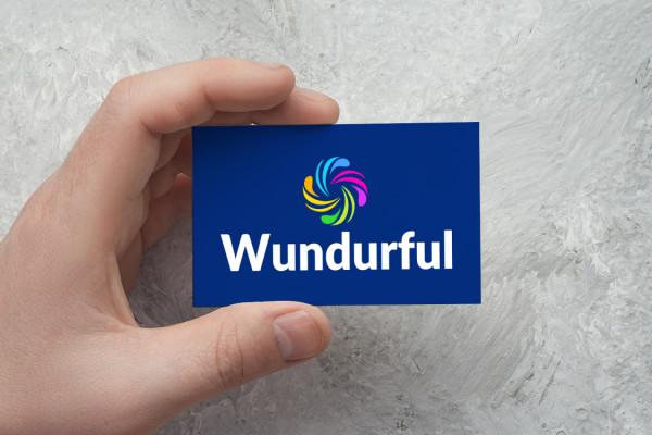 Sample branding #2 for Wundurful
