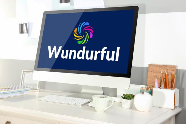 Sample branding #3 for Wundurful