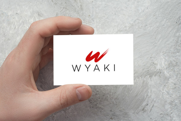 Sample branding #3 for Wyaki