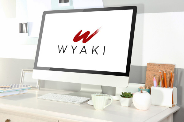 Sample branding #2 for Wyaki