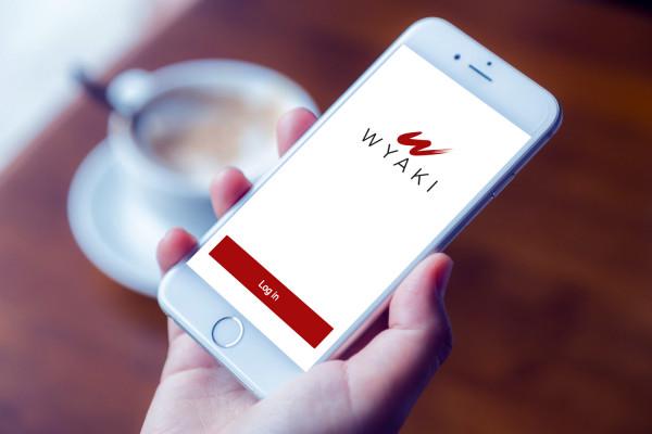 Sample branding #1 for Wyaki