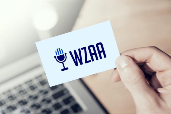 Sample branding #2 for Wzaa