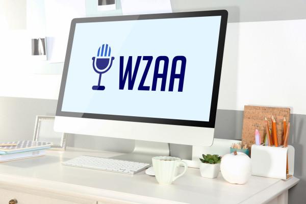 Sample branding #1 for Wzaa