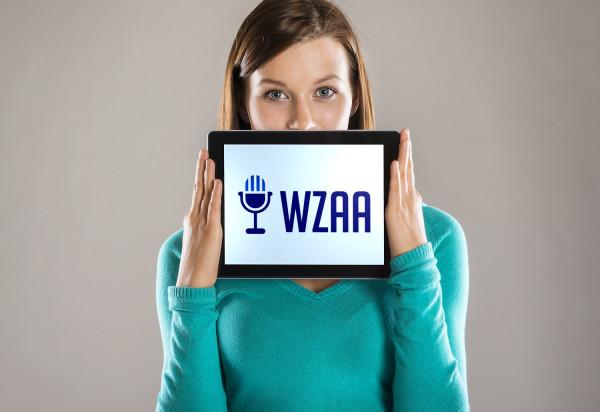 Sample branding #3 for Wzaa