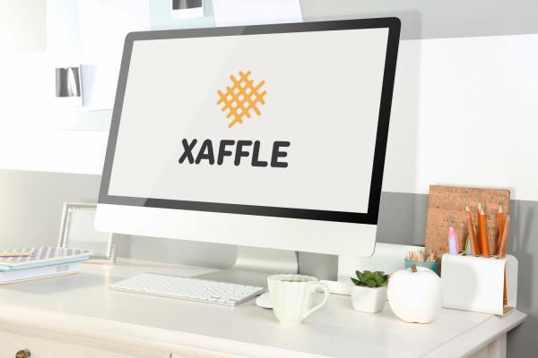 Sample branding #1 for Xaffle
