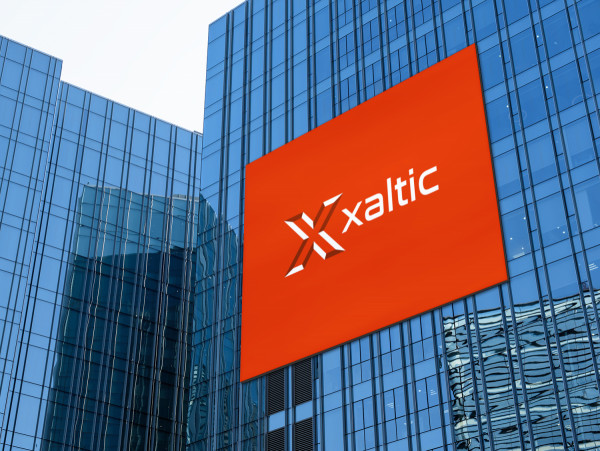 Sample branding #3 for Xaltic