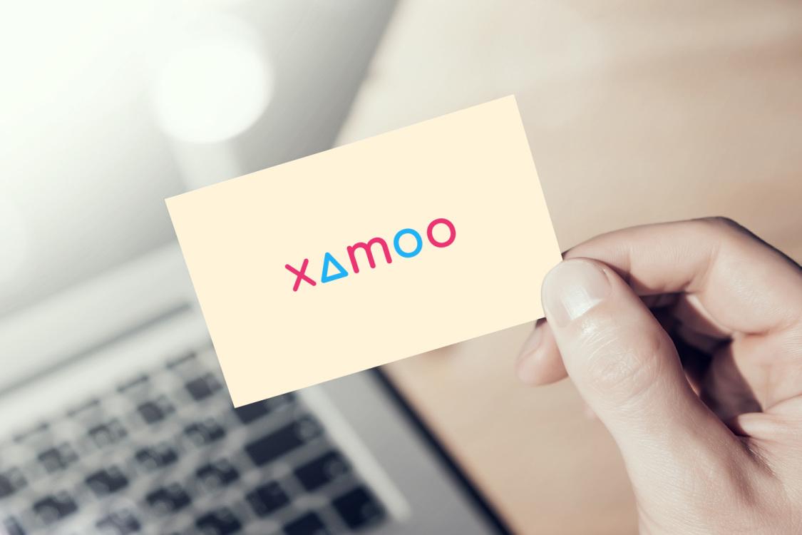 Sample branding #3 for Xamoo