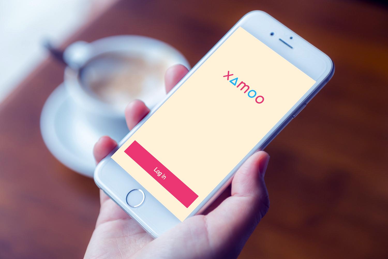 Sample branding #2 for Xamoo