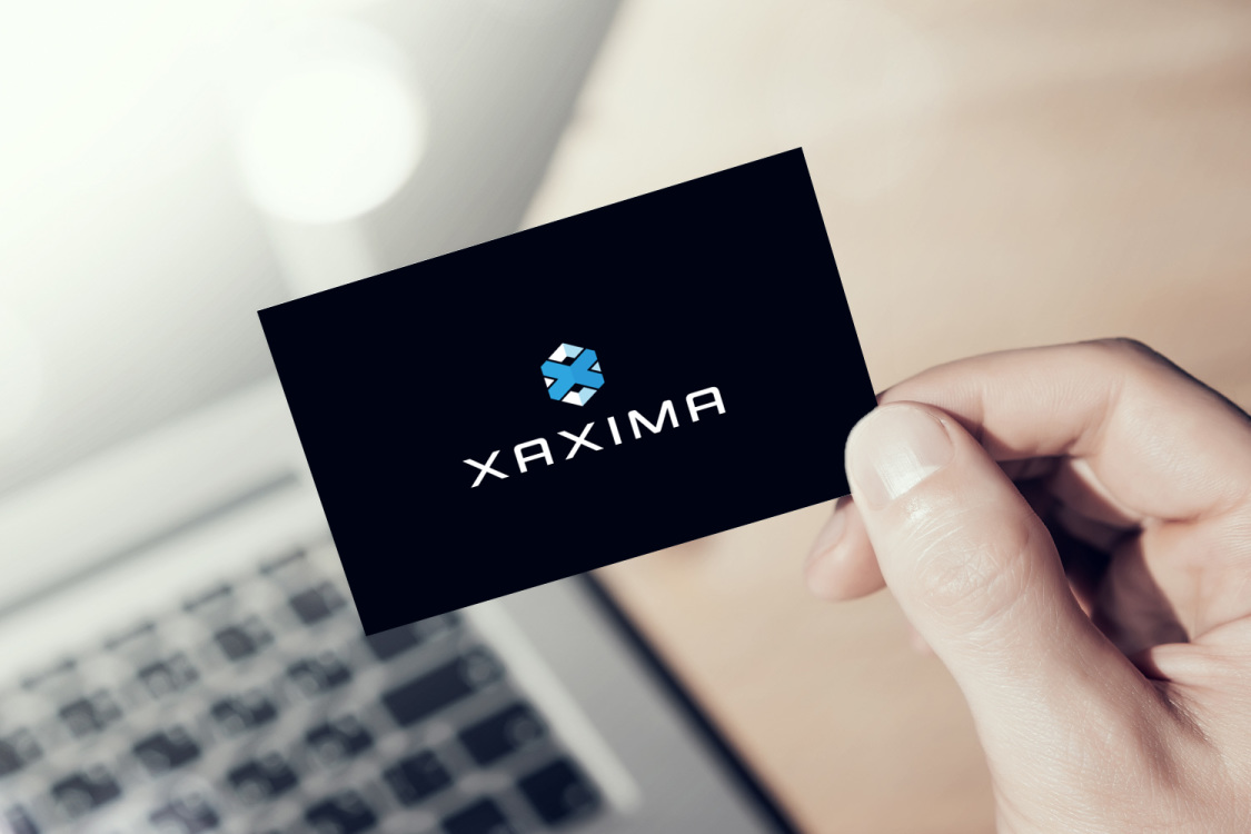 Sample branding #3 for Xaxima