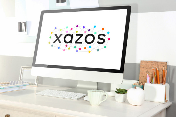 Sample branding #2 for Xazos