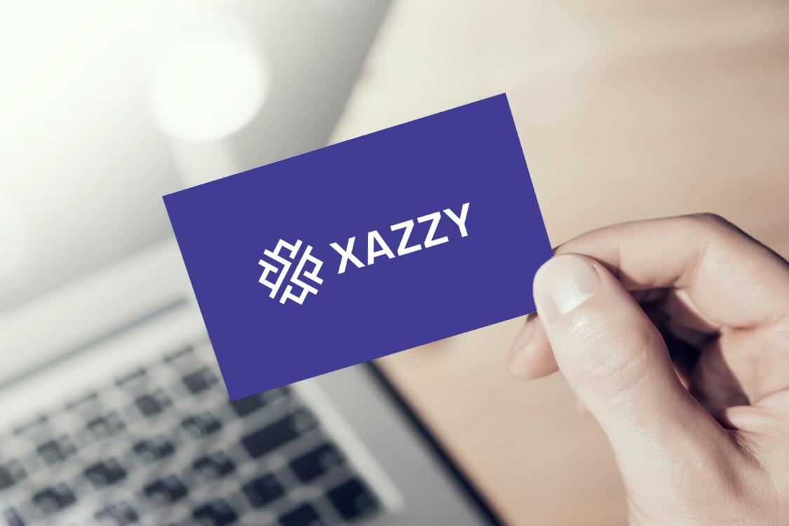Sample branding #1 for Xazzy