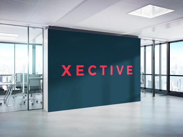 Sample branding #3 for Xective