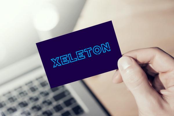 Sample branding #2 for Xeleton