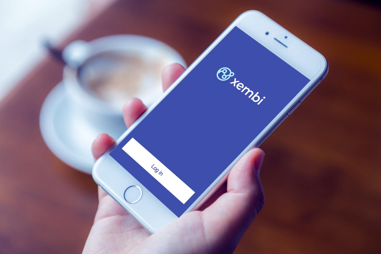 Sample branding #1 for Xembi
