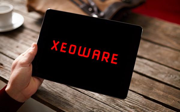 Sample branding #1 for Xeoware