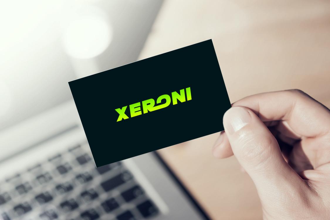 Sample branding #2 for Xeroni