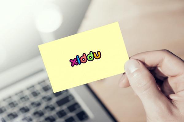 Sample branding #1 for Xiddu