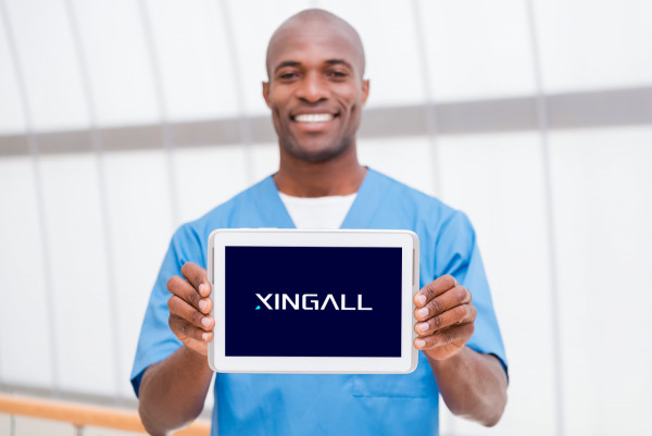 Sample branding #1 for Xingall