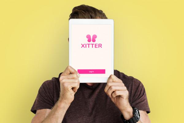 Sample branding #1 for Xitter