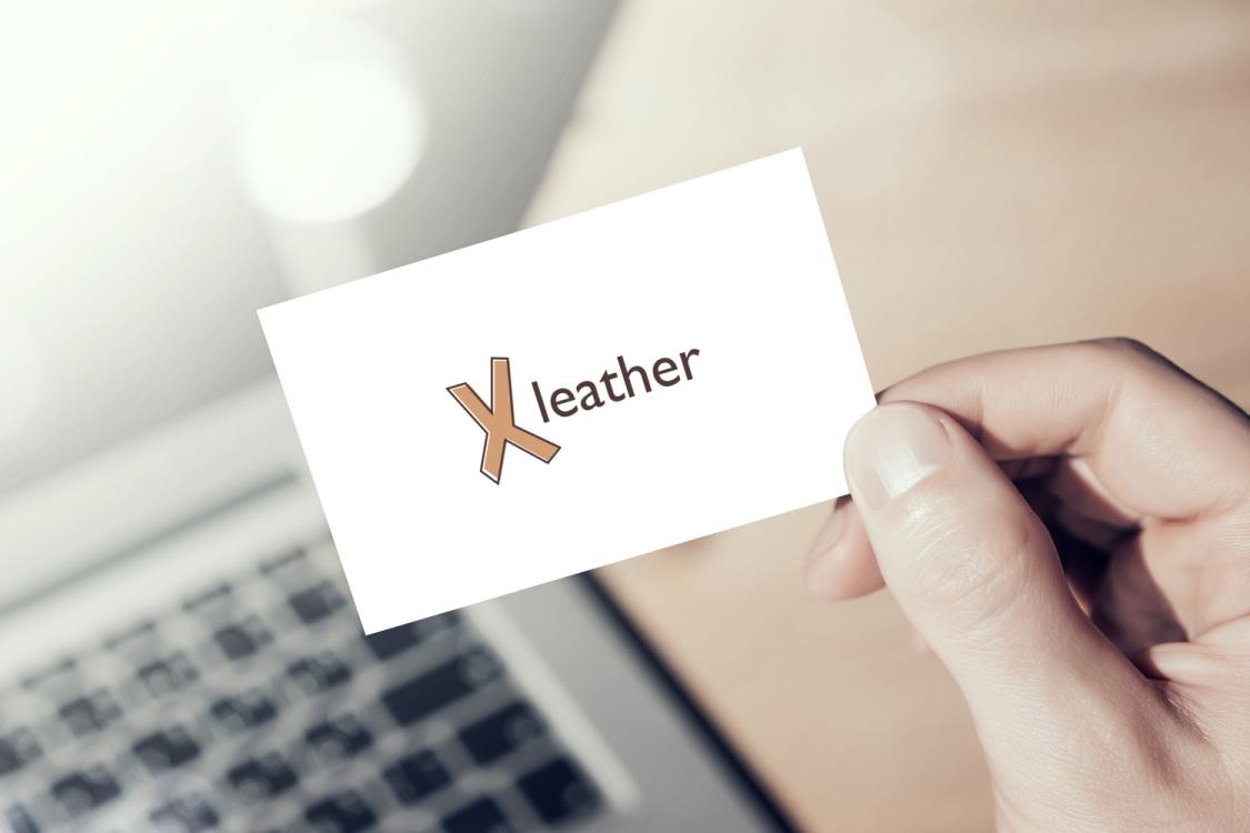 Sample branding #2 for Xleather