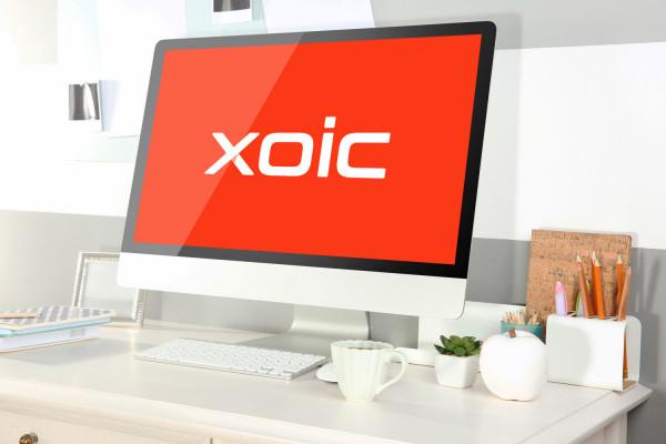 Sample branding #1 for Xoic