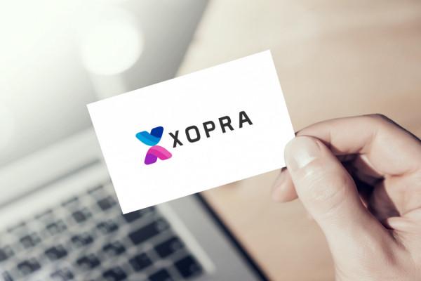 Sample branding #2 for Xopra