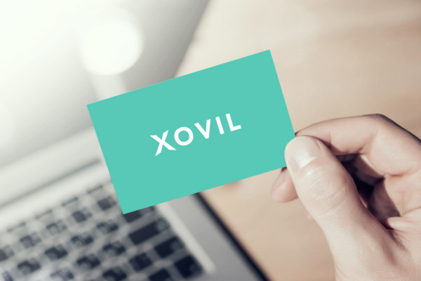 Sample branding #3 for Xovil