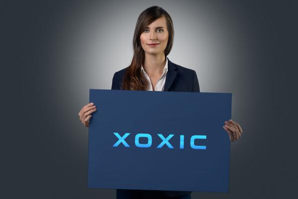 Sample branding #2 for Xoxic