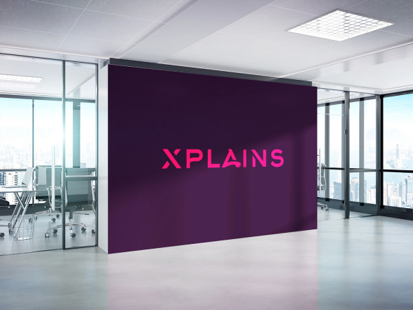 Sample branding #2 for Xplains