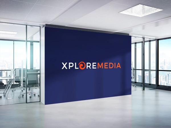 Sample branding #3 for Xploremedia