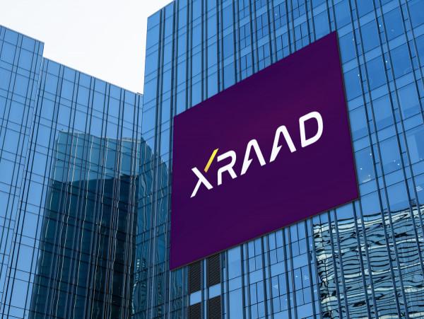 Sample branding #1 for Xraad