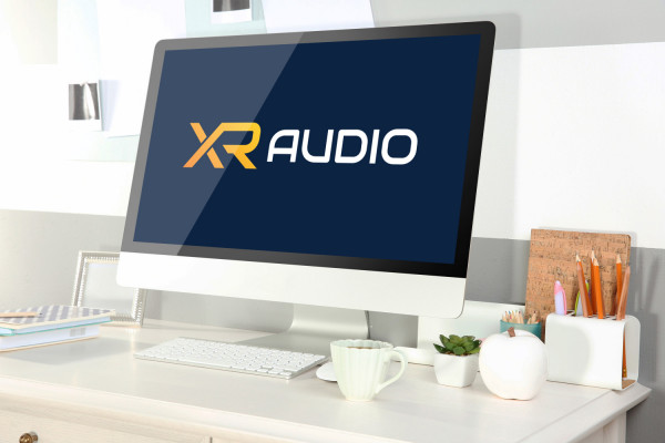 Sample branding #1 for Xraudio