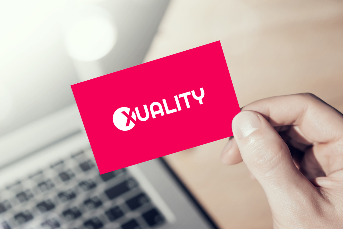 Sample branding #1 for Xuality