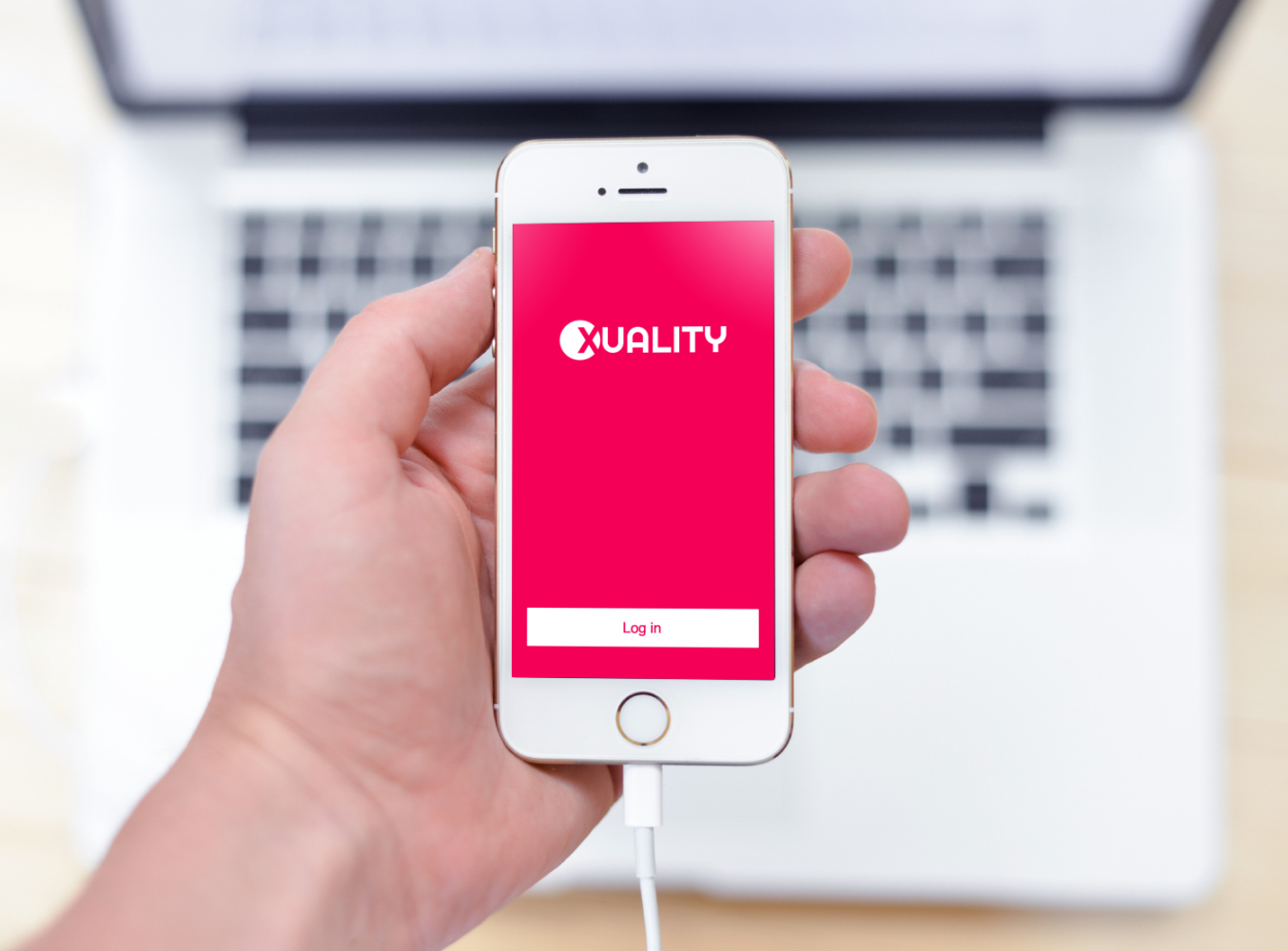 Sample branding #2 for Xuality