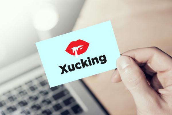 Sample branding #2 for Xucking