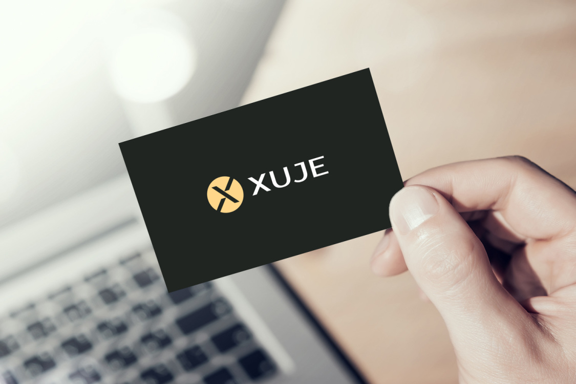 Sample branding #3 for Xuje