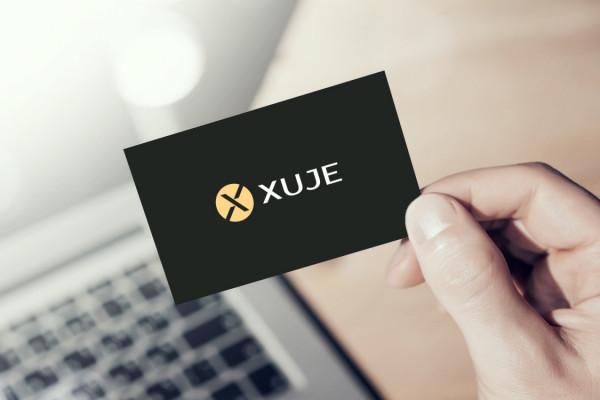 Sample branding #3 for Xuje