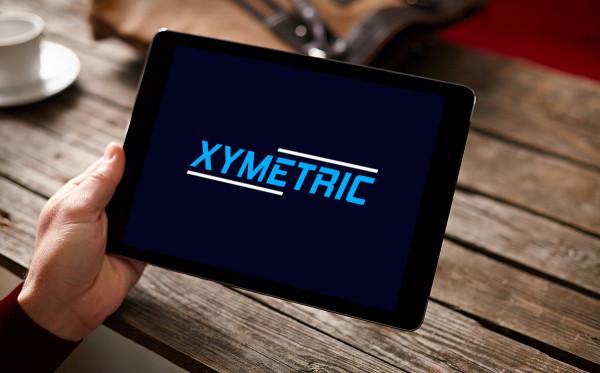 Sample branding #3 for Xymetric