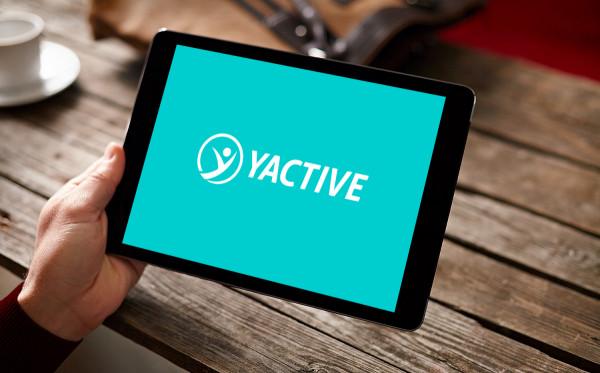 Sample branding #3 for Yactive
