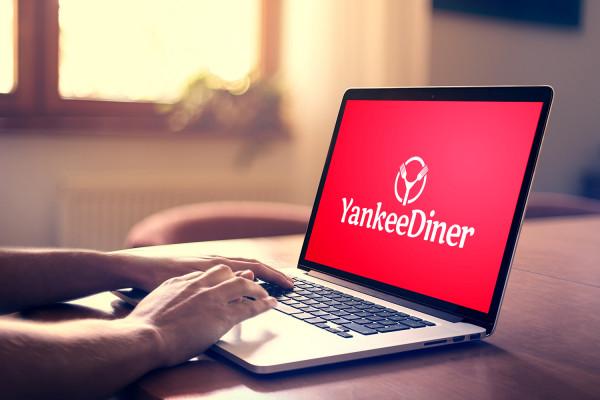 Sample branding #1 for Yankeediner