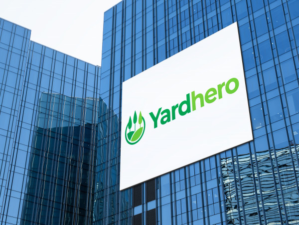 Sample branding #3 for Yardhero