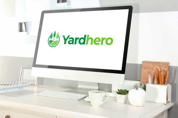 Sample branding #1 for Yardhero