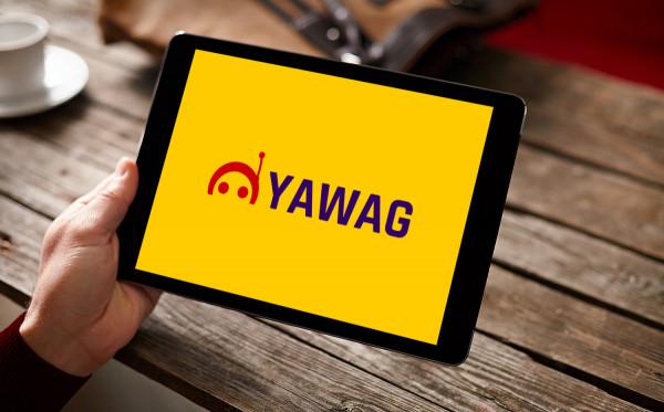 Sample branding #1 for Yawag