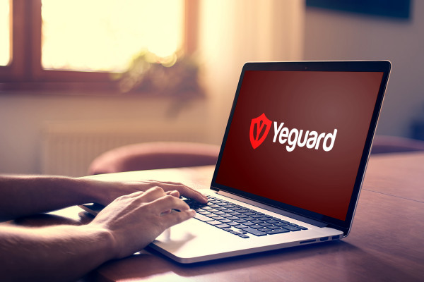 Sample branding #3 for Yeguard