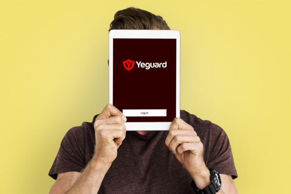 Sample branding #2 for Yeguard