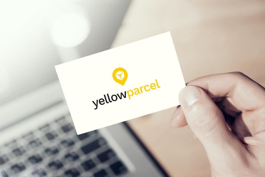 Sample branding #1 for Yellowparcel
