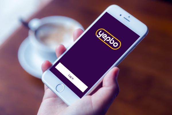 Sample branding #2 for Yepbo