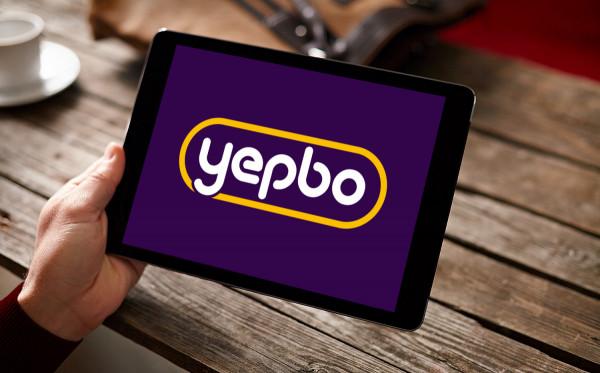 Sample branding #1 for Yepbo